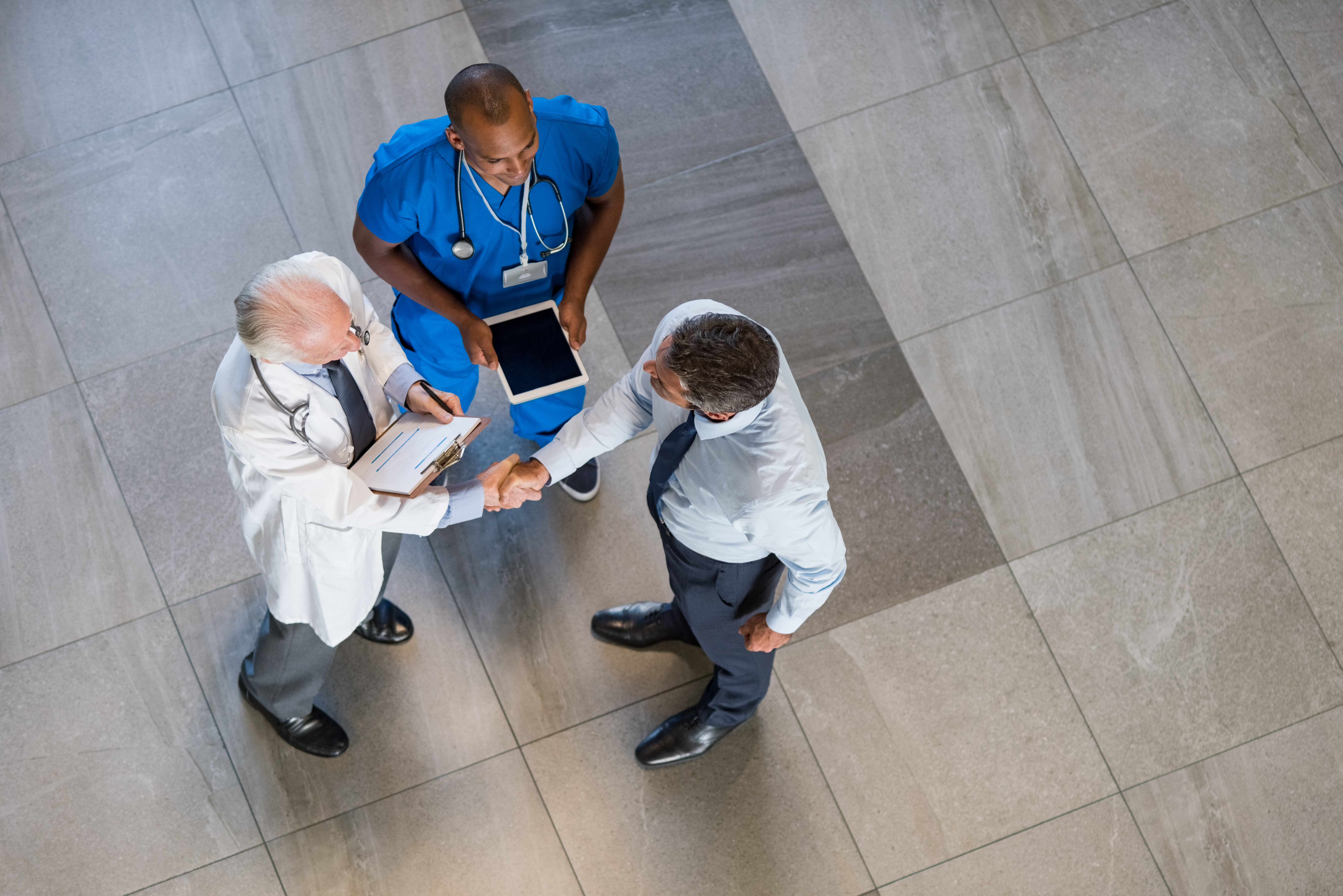 questions to ask your physician recruiter
